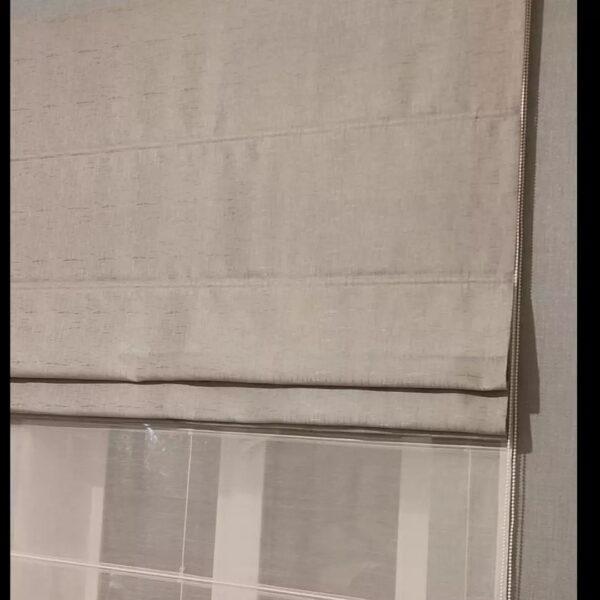 Римська штора в спальню